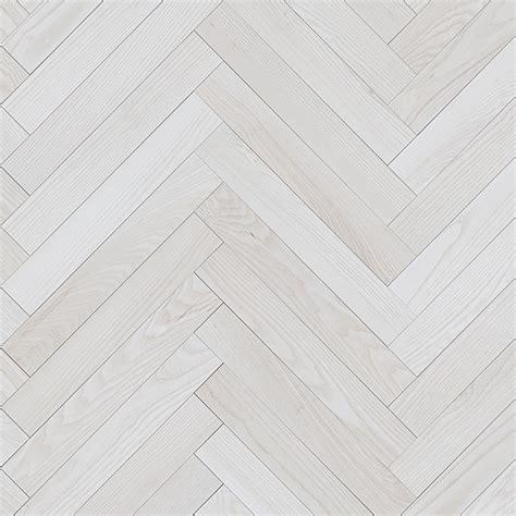 White wood flooring texture seamless 05467
