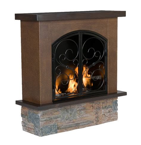 portable patio fireplace electric fireplaces from portablefireplace