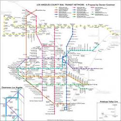 La Metro System Map by News Tourism World Map Of Los Angeles Underground Pictures