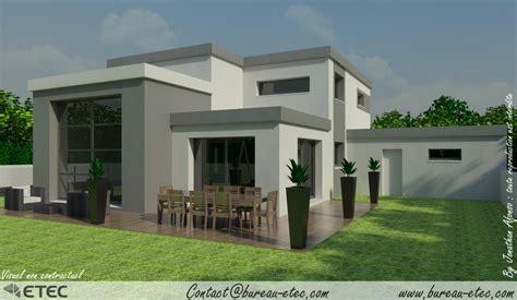 terrasse maison maison toit terrasse chevigny