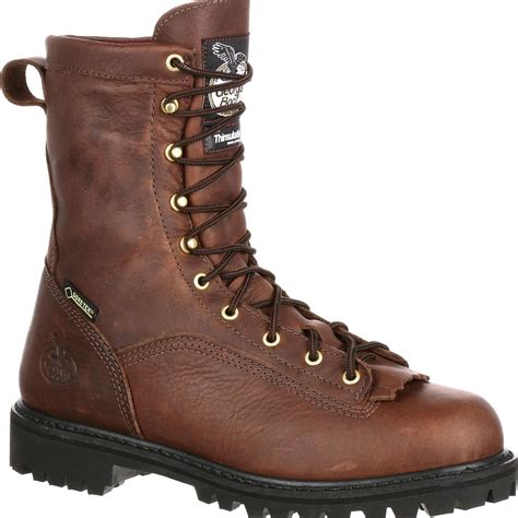 lace to toe work boots tex 174 waterproof insulated lace to toe work boot by