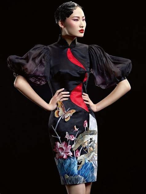 Fashion Modern modern cheongsam fashion dreams