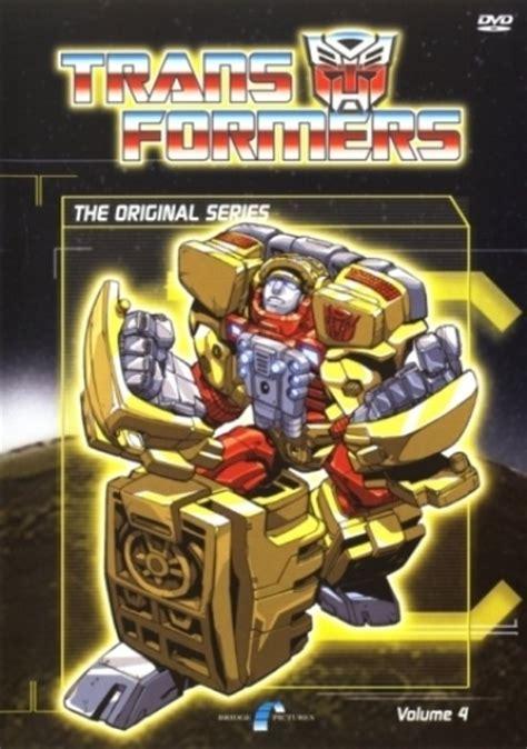 Transformers Original Series bol transformers original series 4 dvd steve