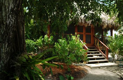 garden view cottages luxury resort in belize belize luxury villas