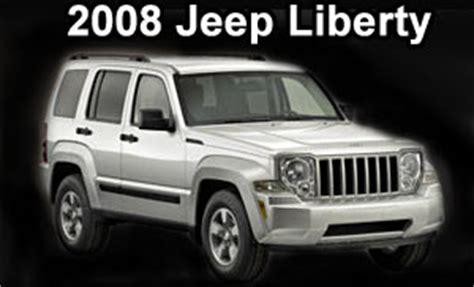 2008 Jeep Liberty Safety Rating Rockcrawler 2008 Jeep Liberty Information