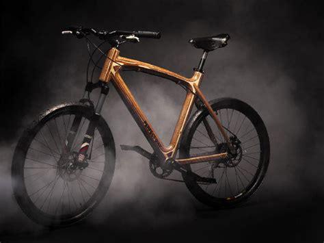 designboom wooden bike ergonomic wooden bikes sustainable wooden bike
