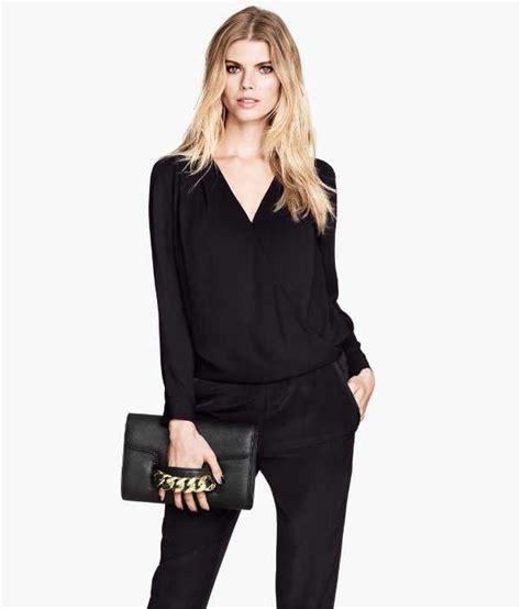 imagenes blusas negras blusas negras