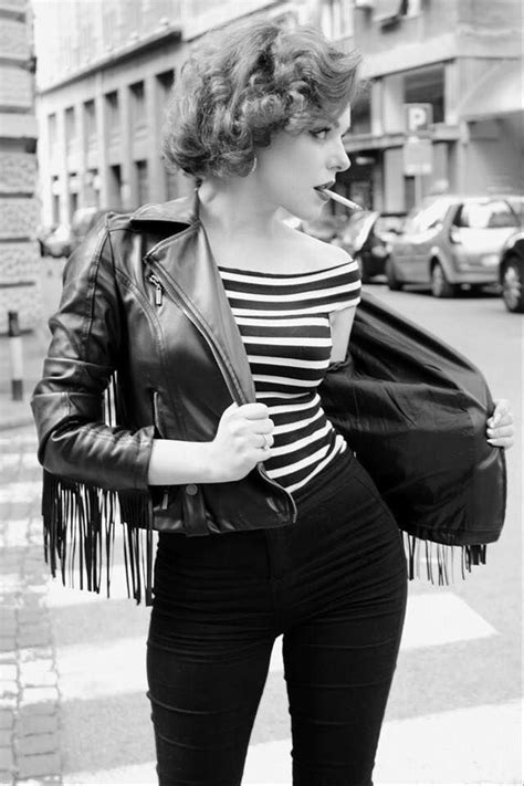 1950s greaser boys rockabilly babe greaser lifestyle pinterest
