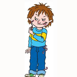 novel entertainment works magic with horrid henry and t