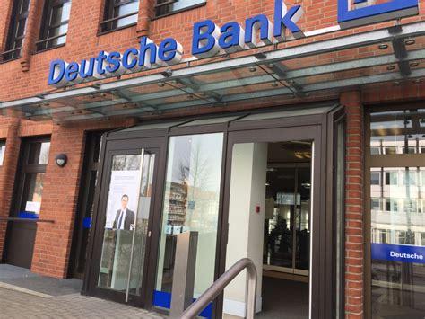 deutsche bank ratzeburger allee deutsche bank schlie 223 t filiale in der moislinger allee
