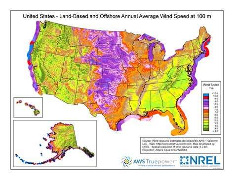 wind map texas nrel dynamic maps gis data and analysis tools wind maps