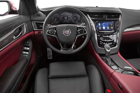 Cadillac Cts 2014 Interior 2014 cadillac cts test motor trend