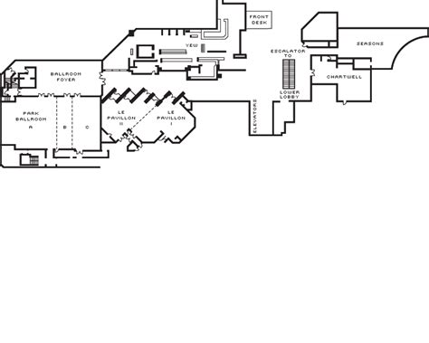 four seasons park floor plan vancouver ballroom park ballroom at four seasons hotel
