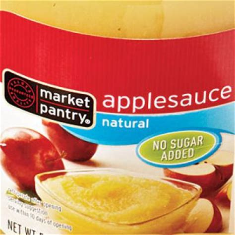 Market Pantry Applesauce by Target Market Pantry Applesauce