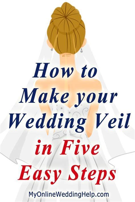31 best How to Make a Veil images on Pinterest