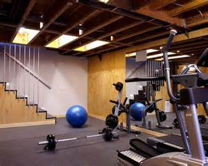 Home Gym Lighting Design Basement Gym With Rubber Flooring Basement Reno Ideas