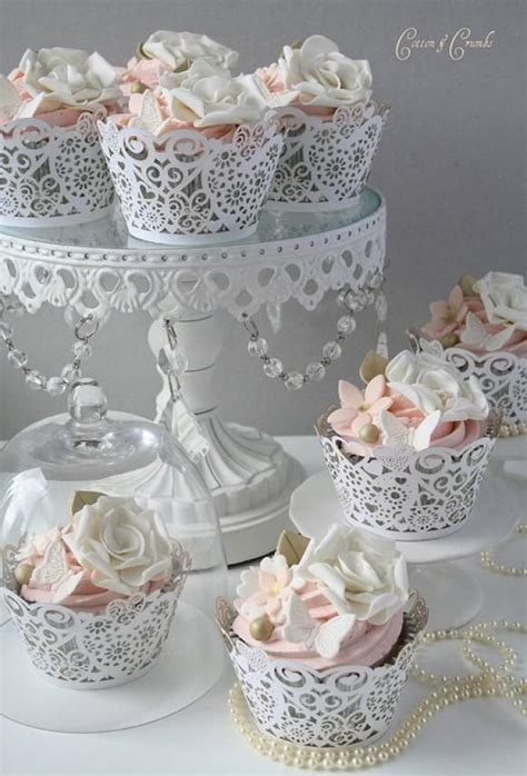 Wedding Cupcake Decorations by Special Wedding Cupcake Decorating Gorgeous Lace