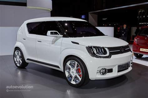Suzuki Im Suzuki Im 4 4x4 Concept Is A Jimny Wannabe In Geneva