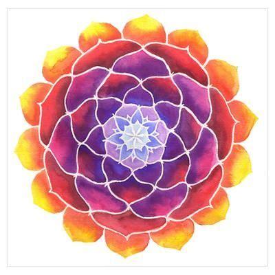 watercolor lotus colors illustrious ink watercolors