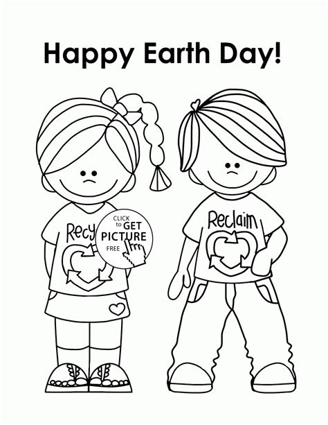 earth day coloring sheets happy earth day coloring page for coloring