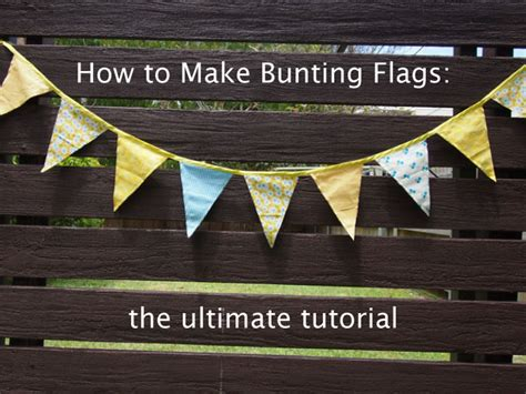 How To Make Bunting With Paper - wedding archives sew in