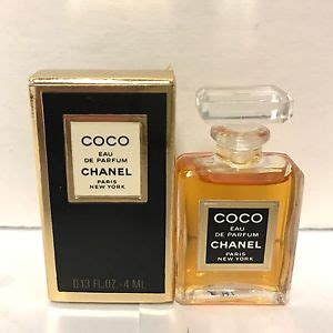 Parfum Chanel Coco Ori vintage chanel coco eau de parfum 13 oz 4ml mini travel size perfume new