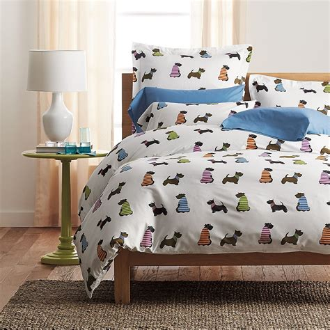 dog comforter set home duvet covers pattern