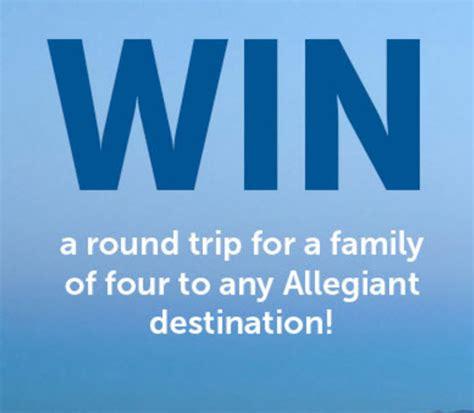 Allegiant Air Sweepstakes - take a spring break with allegiant airlines sweepstakes