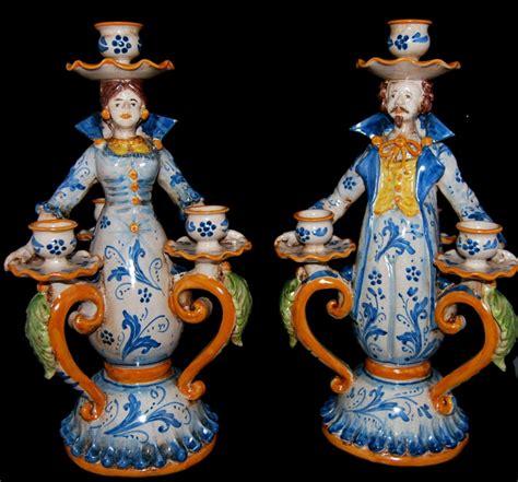 lumiere in ceramica di caltagirone tutte le nostre