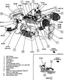 chevy silverado 1993 350 engine diagram html autos post