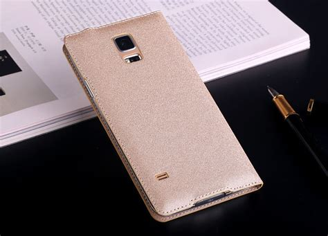 Wallston S View Leather With Auto Sleep Function For Samsung Galaxy Note 3 White smart view auto sleep function leather