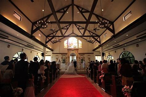 Madre de Dios Chapel Tagaytay Highlands Weddings   Dream