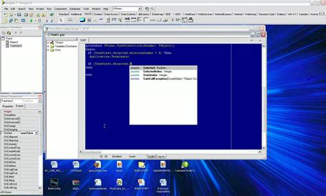 tutorial treeview delphi delphi 7 treeview como menu doovi