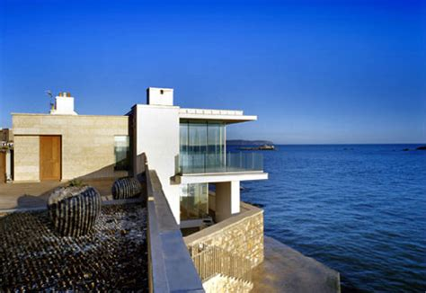 Free Blueprints For Homes house by the sea dublin de blacam and meagher architects