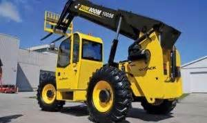 Volvo Rents Wichita Ks Reach Forklift Rental In Wichita Ks Rent Telehandlers In
