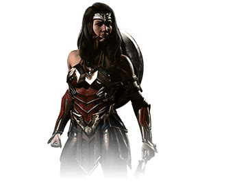 injustice   woman gear stats moves abilities