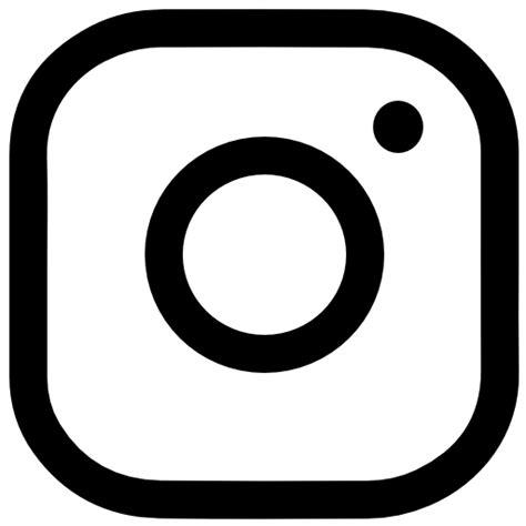 black instagram icon free black social icons instagram f social network icon free of social black icons
