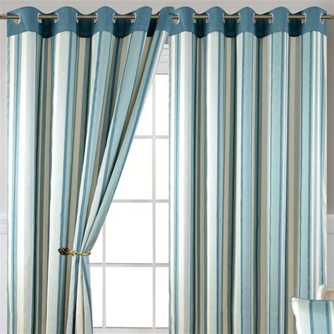 striped duck egg curtains montana stripe 10 off duck egg eyelet curtains eyelet