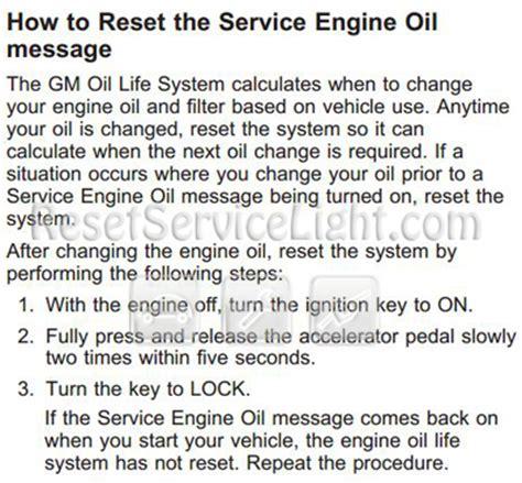 how to turn off service engine soon light nissan reset oil service light pontiac gto reset service light