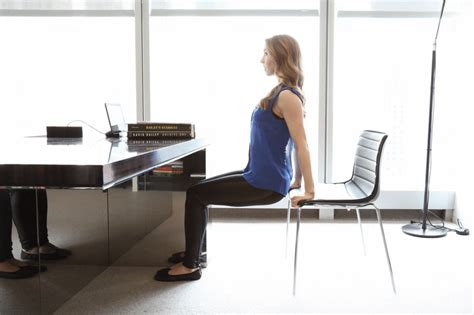 Office Desk Exercise The Ultimate 10 Minute Office Workout