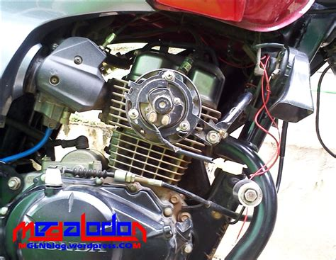 Kipas Radiator Vixion pasang kipas pendingin ke motor cegah mesin overheat mglnblog