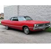 1972 Chrysler Newport  Information And Photos MOMENTcar