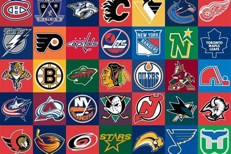 Sweater Logo Ufc 002 Hitam ranking the 10 best logos in nhl history bleacher report