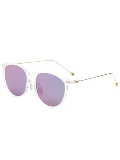 Mirrored Butterfly Sunglasses 2019 butterfly frame leg mirrored sunglasses in