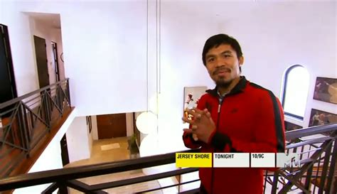 Manny Pacquiao Cribs by Manny Pacquiao S Los Angeles House Featured On Mtv Cribs