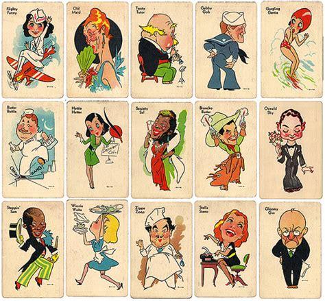 print card games online vintage old maid card game ephemera clip art digital