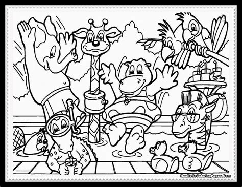 Carnival Of The Animals Coloring Pages 1000 Images About Carnival Of The Animals Coloring Pages