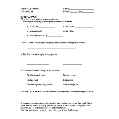 10th Grade Science Worksheets by Worksheet 10th Grade Science Worksheets Caytailoc Free