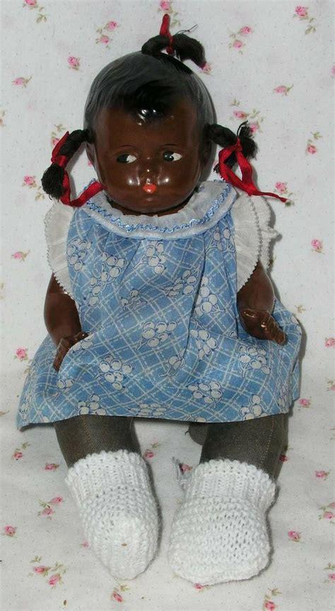 black doll 1930s 1930s effanbee 12 black american grumpykins