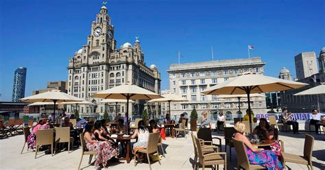 top bars liverpool liverpool s best rooftop bars where you can drink in the sunshine liverpool echo